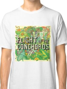 Flight of the Conchords - Album Classic T-Shirt