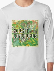 Flight of the Conchords - Album Long Sleeve T-Shirt