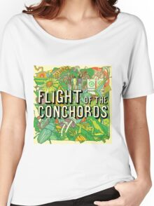 Flight of the Conchords - Album Women's Relaxed Fit T-Shirt