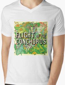 Flight of the Conchords - Album Mens V-Neck T-Shirt