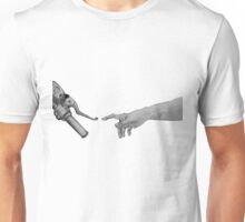 Creation of Adam Motorcycle Version Unisex T-Shirt