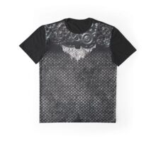 Dark Mechanical Dragon Graphic T-Shirt