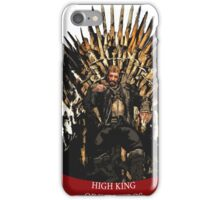 The True High King iPhone Case/Skin