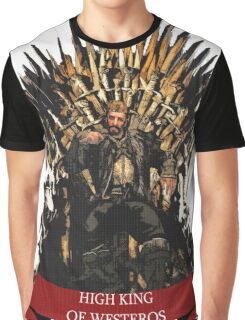 The True High King Graphic T-Shirt