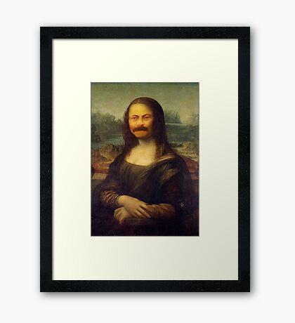 The Mona Swanson Framed Print