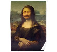 The Mona Swanson Poster