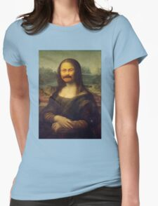 The Mona Swanson Womens Fitted T-Shirt