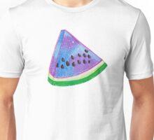 Galaxy Melon Slice Unisex T-Shirt