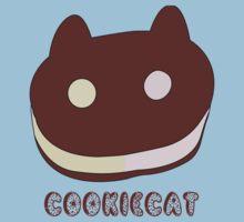 STEVEN UNIVERSE COOKIE CAT Kids Tee