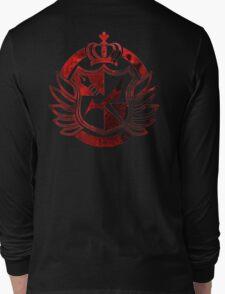 Hope's Peak Academy symbol Long Sleeve T-Shirt