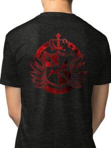 Hope's Peak Academy symbol Tri-blend T-Shirt