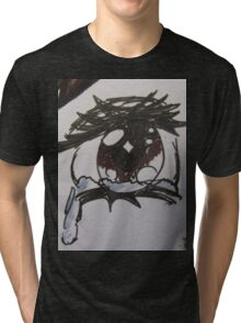 Manga Eye - Haru - The Cat Returns  Tri-blend T-Shirt