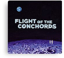 Flight of the Conchords - The Distant Future Canvas Print