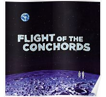 Flight of the Conchords - The Distant Future Poster