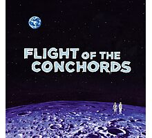 Flight of the Conchords - The Distant Future Photographic Print