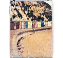 Beach huts  iPad Case/Skin