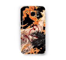 ACE IS FIRED UP!! Samsung Galaxy Case/Skin