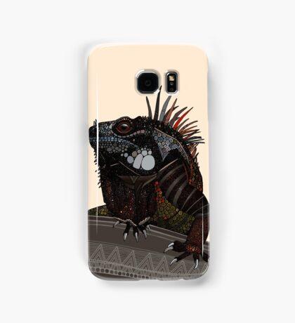 iguana ecru Samsung Galaxy Case/Skin