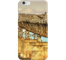 Old Bridge to the Keys iPhone Case/Skin