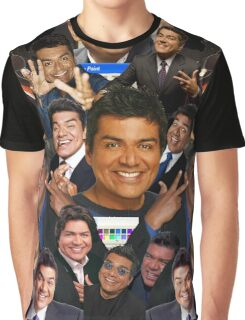 george lopez 3.0 Graphic T-Shirt