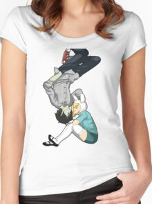 Marshall x Fionna Women's Fitted Scoop T-Shirt