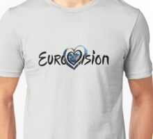 Eurovision-hart Unisex T-Shirt