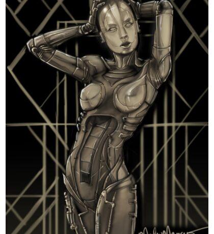 Metropolis - Babylon Sticker