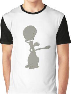 Roger Dabbing Graphic T-Shirt