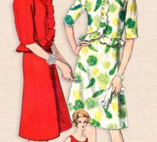 Vogue 62 Sticker