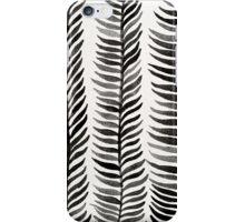 Black Seaweed iPhone Case/Skin