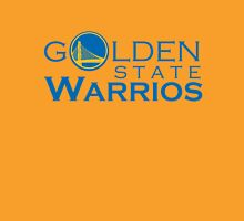Goldes State Warriors for NBA 2016 Unisex T-Shirt