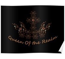 Queen Of the Realm Poster
