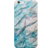 crumpled silk iPhone Case/Skin