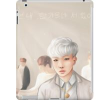 Just One Day iPad Case/Skin