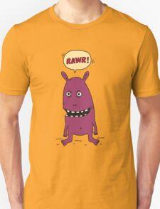 Rawr! Monster Unisex T-Shirt