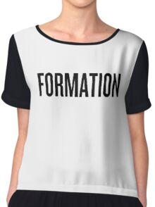 FORMATION Chiffon Top