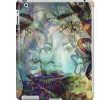 Beautiful Ghost Girl iPad Case/Skin
