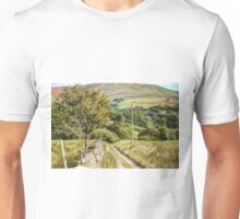 A lane in Wales T-Shirt
