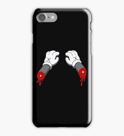 Cut Your Hand iPhone Case/Skin