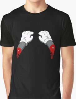 Cut Your Hand Graphic T-Shirt