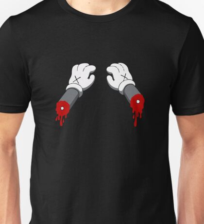 Cut Your Hand Unisex T-Shirt