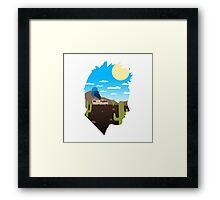 Jesse Pinkman - Breaking Bad Framed Print