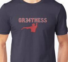 GR34TNESS--David Ortiz Unisex T-Shirt