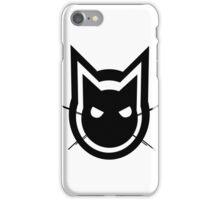 Graphics Cat iPhone Case/Skin
