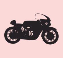 Honda RC 166 Baby Tee