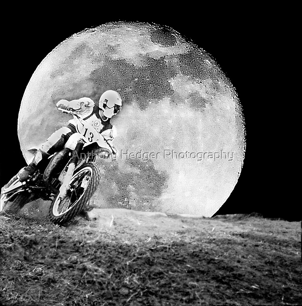 Midnight Racer by Anthony Hedger Photography