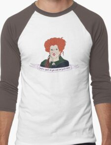 Love Winnie Men's Baseball ¾ T-Shirt
