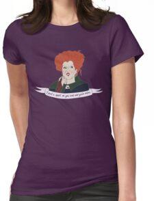 Love Winnie Womens Fitted T-Shirt