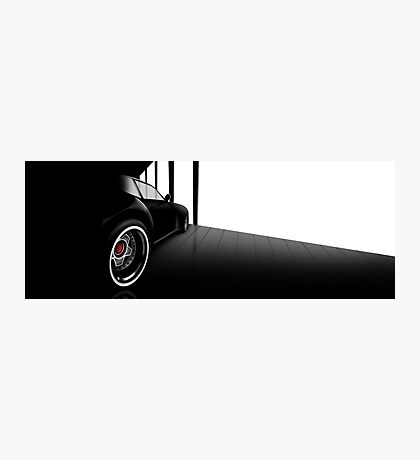 Concept Sports car Photographic Print