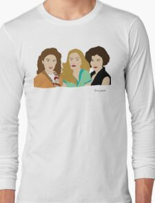 Twin Peaks Girls Long Sleeve T-Shirt